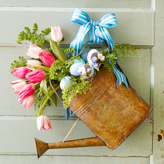 Spring Decoration Ideas: Mix And Chic: Fun, Fresh And Fabulous Easter Decorating Ideas