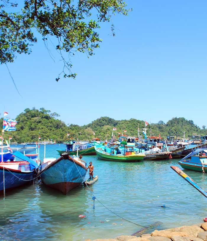 Sendangbiru Beach Malang
