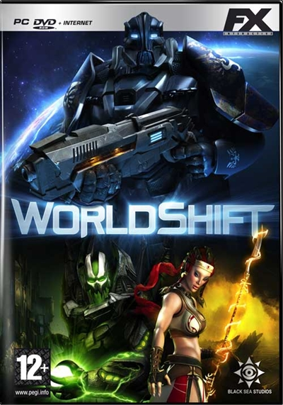 WorldShift PC Full Español Descargar DVD5