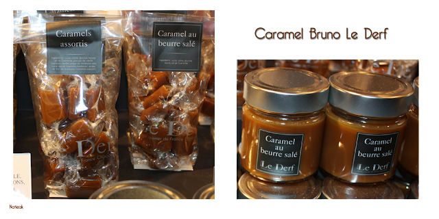 caramel au beurre salé Bruno le Derf