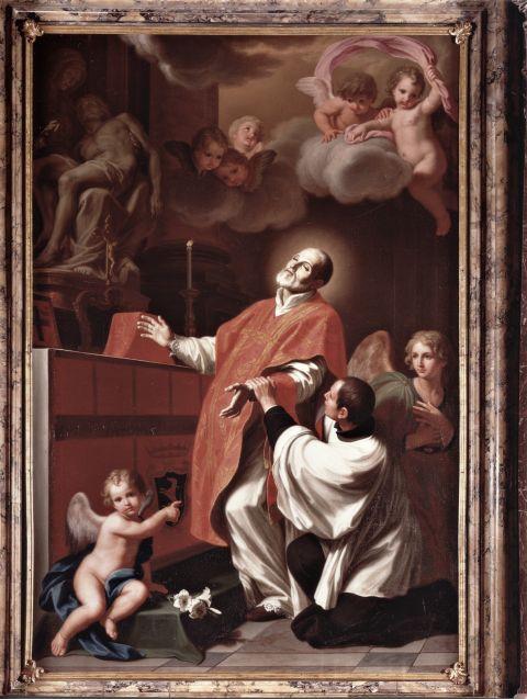 Hasil gambar untuk Santo Andreas Avelino, Pengaku Iman