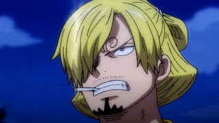 One Piece Episodio 925