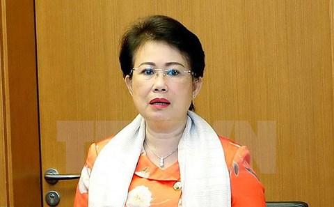 Cách hết chức vụ trong Đảng, đề nghị bãi nhiệm ĐBQH đối với bà Phan Thị Mỹ Thanh