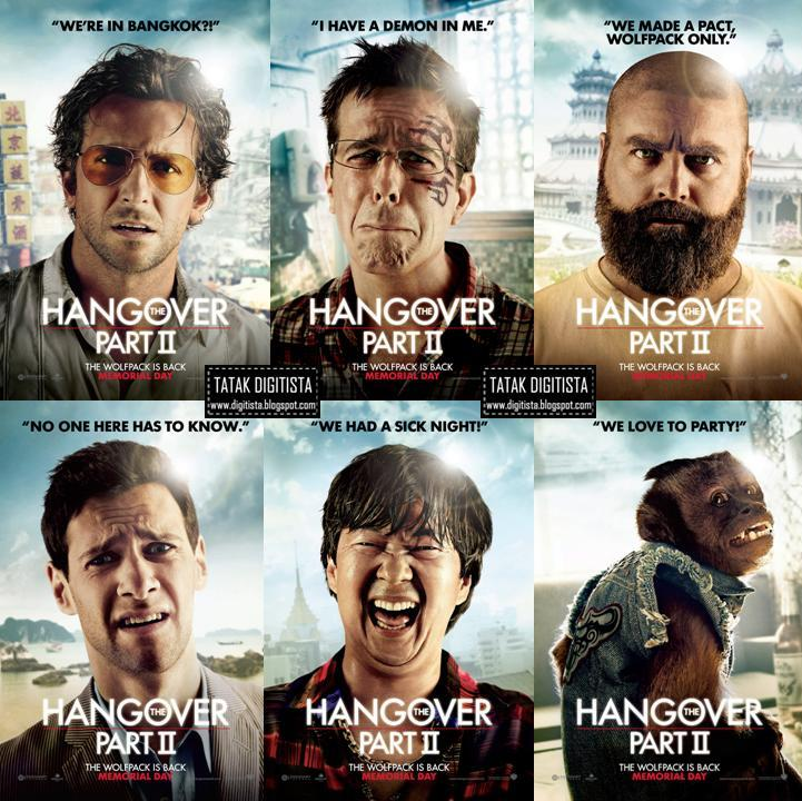 Digitista MediaWave: The wolfpack is back! -- The Hangover Part II
