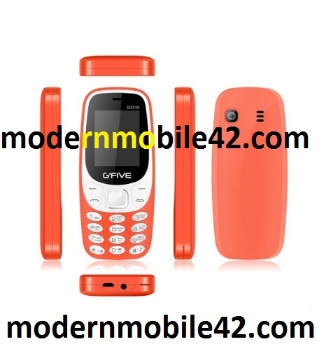 gfive g3310 flash file cm2