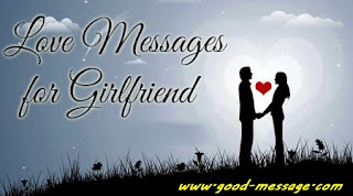love messages for girl friend