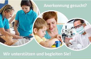 IQ Servicestelle berufliche Qualifizierung Info-PDF Download - Anerkennung gesucht? Wir unterstützen und begleiten Sie! IQ Brandenburg - Qualifizierung im Kontext der Anerkennung