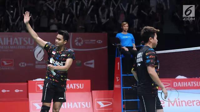 Tontowi / Liliyana Melenggang ke Final Indonesia Masters