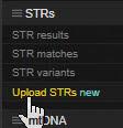 upload STRs to YFull