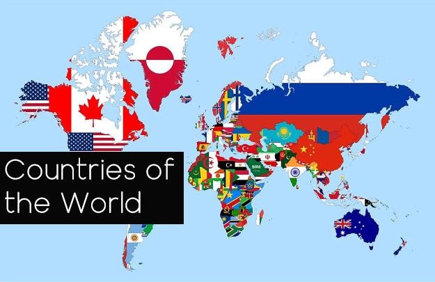 ιστοσελίδα με όλες τις χώρες του κόσμου!