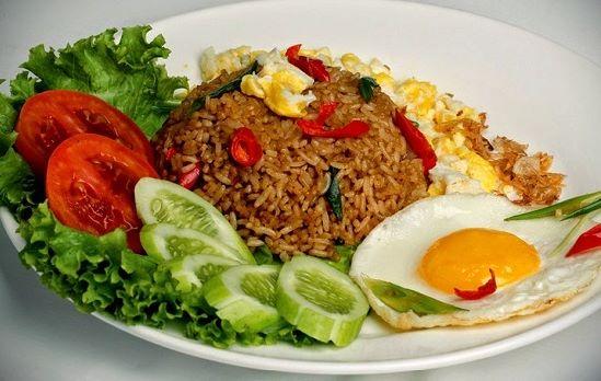 resepi nasi goreng kampung  sedap  simple aje blogopsi Resepi Mee Goreng Untuk 20 Orang Enak dan Mudah