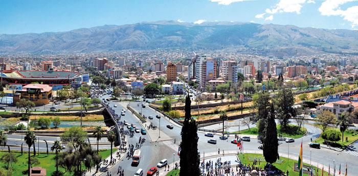 Viajes desde Tarija a Cochabamba en bus