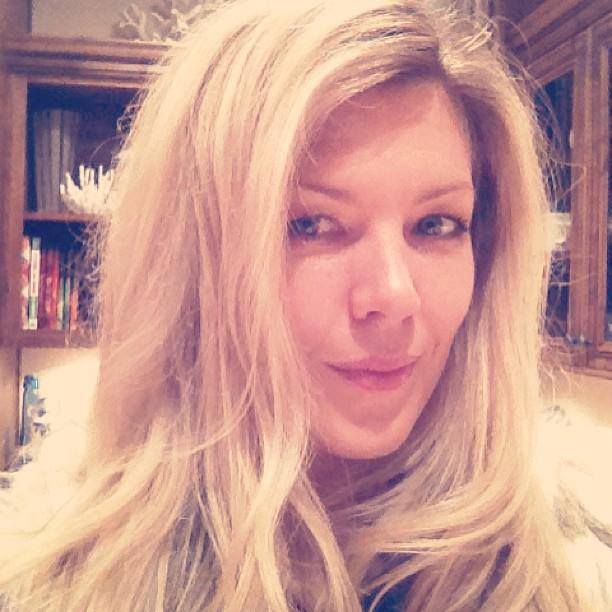 new blonde hair