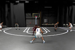 NBA 2K20 Movie Soundstage court for Blacktop by TGsoGood