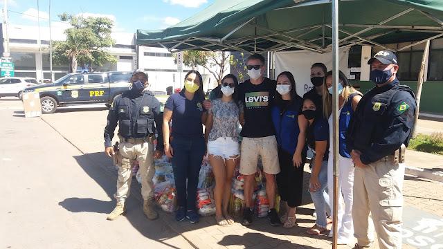 Campanha Estrada solidária está acontecendo em Barreiras neste sábado, SAIBA COMO AJUDAR