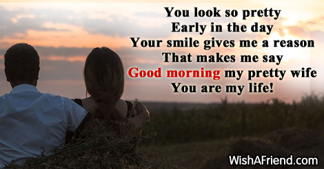 20+ Images Good Morning Quotes With Messages for Wife ...