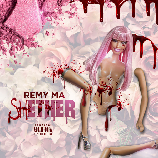 Remy Ma - Shether - Single Cover