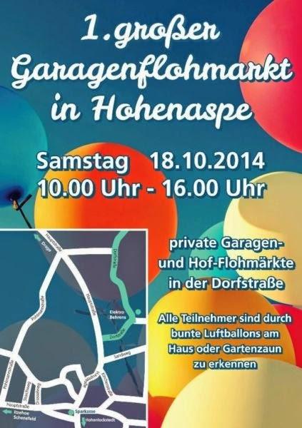 Flohmarkt Hohenlockstedt