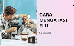 7 Cara Mengatasi Flu yang Harus Anda Ketahui