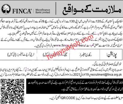 FINCA-Microfinance-Bank-Jobs-2021