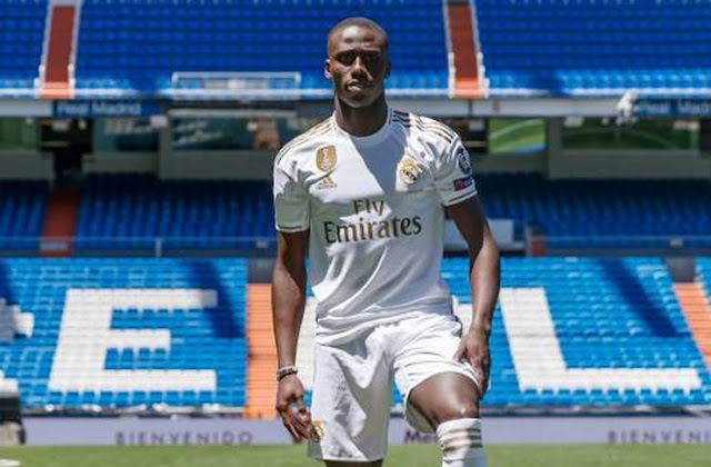 Before going to Real Madrid, Ferland Mendy Never Rejected PSG