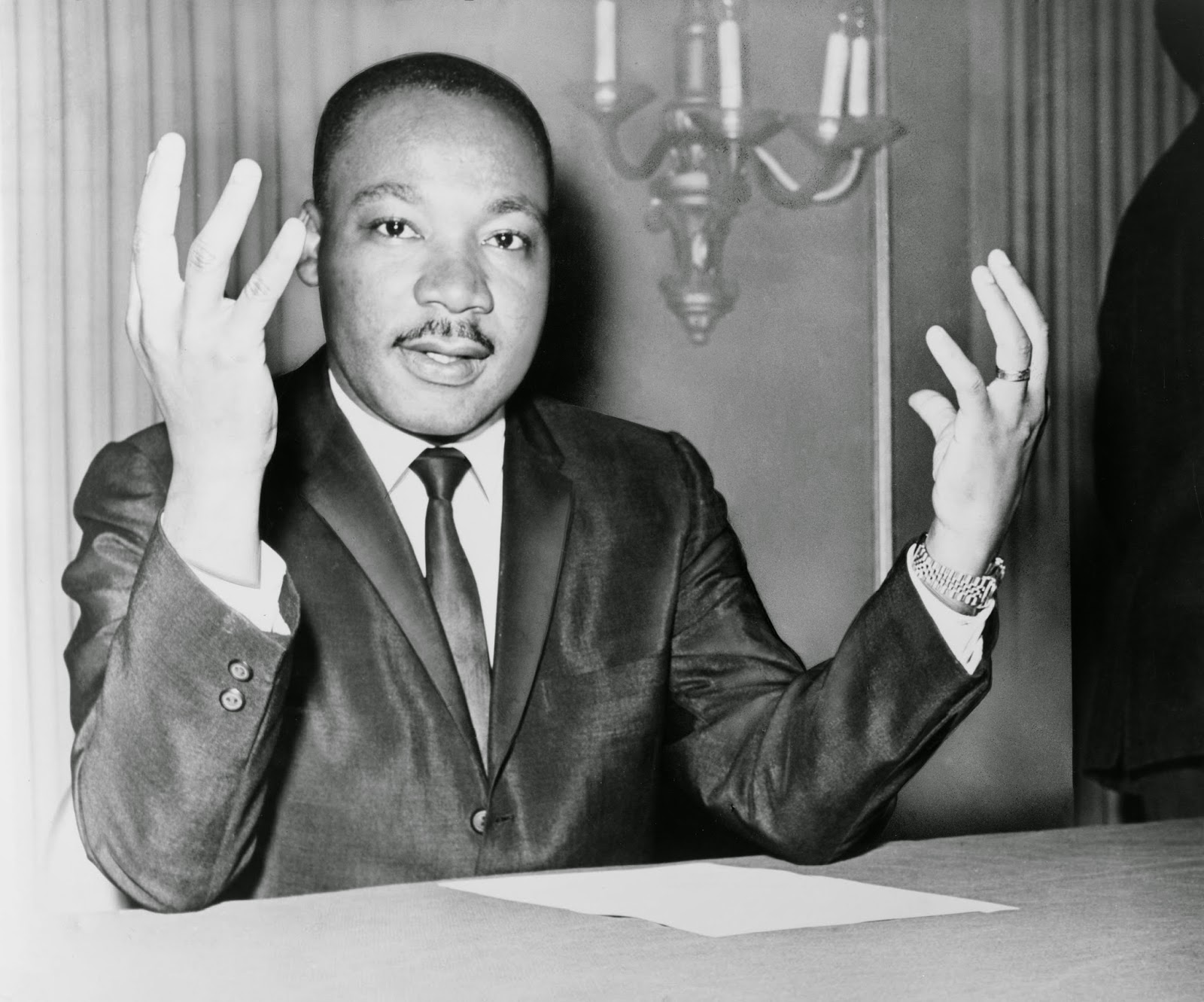 The Alaskan Muse: POWERFUL! Martin Luther King Jr.'s LAST Speech