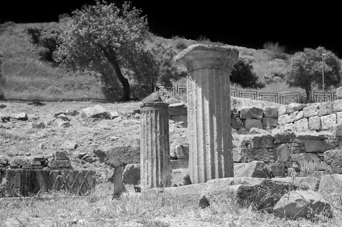 Η μία ακόμα αρχαία ελληνική πόλη, η Αλαίσα Αρχωνιδέα   έρχεται στο φως στην Σικελική  Μεσσήνη +ΦΩΤ.