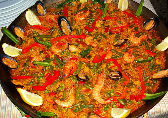 Cook some Spanish Paella after your Bike Tour to Spain!