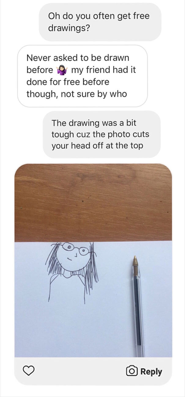 Artist Teaches A Lesson To People Who Kept Asking Him To Draw Them For Free