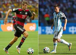 مشاهدة مباراة المانيا والارجنتين