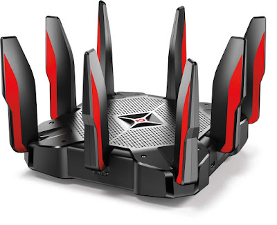 TP-Link AC5400 Tri Band Gaming Router (Best Gaming Router) - getotheoffer