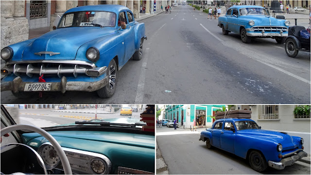 Export old car from Havana