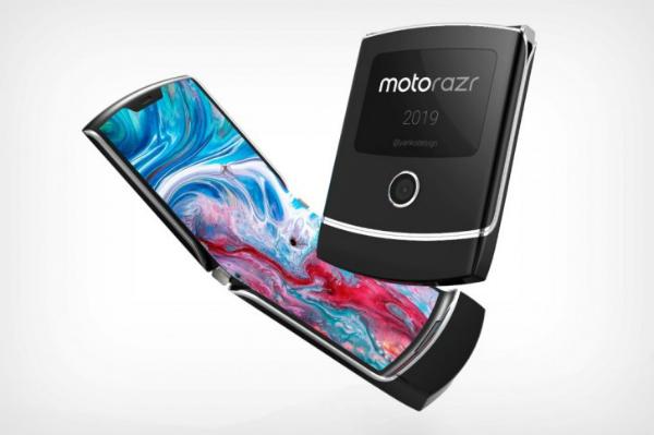تقارير: هذا هاتف موتورولا RAZR القابل للطي