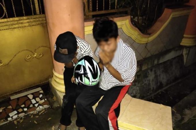 Kepergok Warga Saat Hendak Mencuri, 2 Remaja di Bone Diamankan