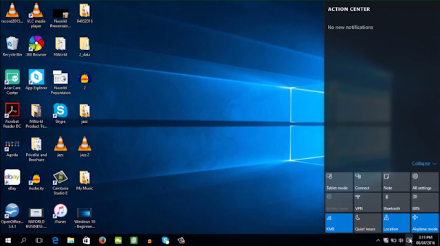 how to change default camera in windows 10