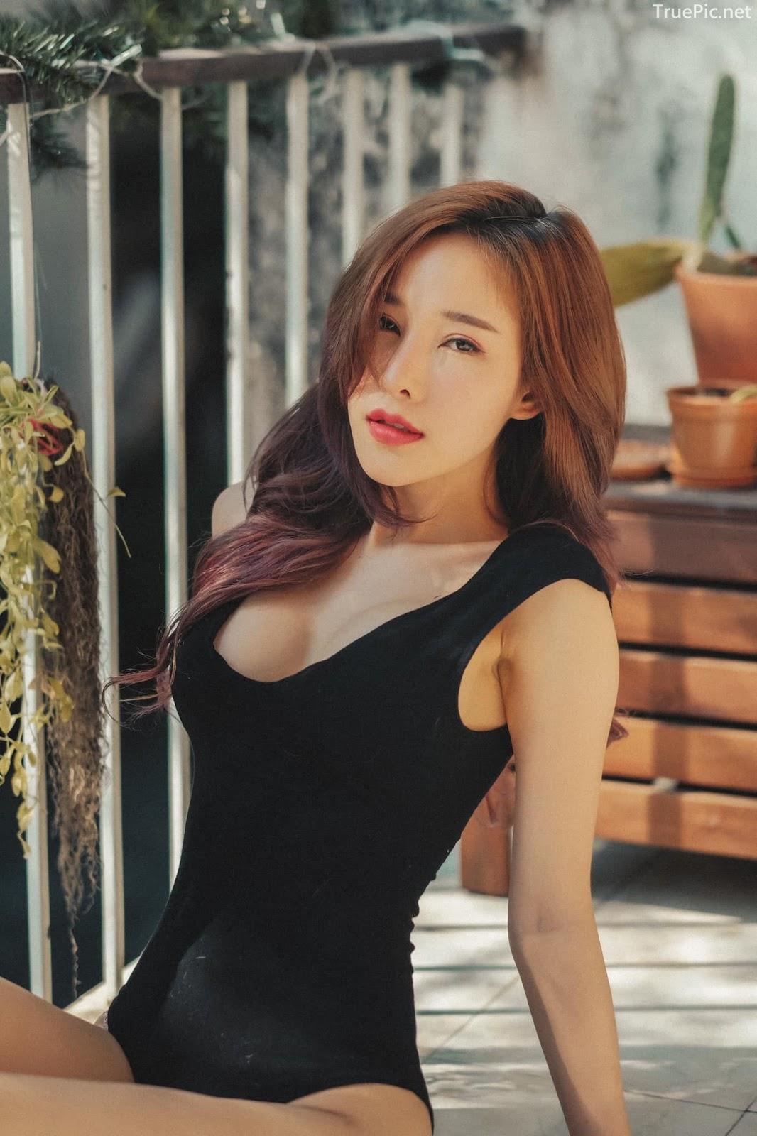 Thailand model - Arys Nam-in (Arysiacara) - Black Rose feeling the sun - Picture 7