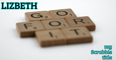 Scrabble letter tiles saying: Go for it