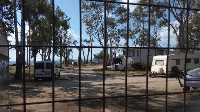 Ηγουμενίτσα: Ευρωπαίοι τουρίστες κι ένα τσίρκο σε καραντίνα στο camping του Δρεπάνου
