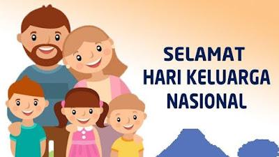 Hari Keluarga Nasional 29 Juni: Berikut Sejarah dan Tema Harganas 2021