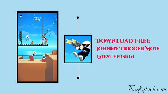 تحميل لعبة  Johnny Trigger apk mod بأموال غير محدودة
