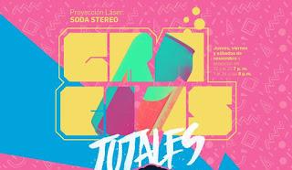 SODA STEREO: Show Laser 2019