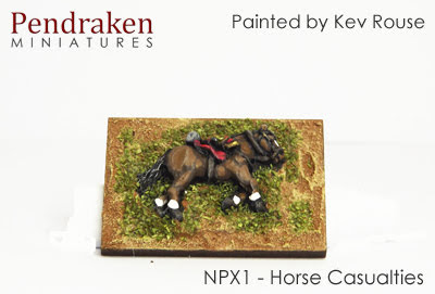 NPX1 Horse casualties (5)  £5.25