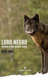 Lobo negro Nick Jans