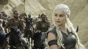 Bintang Game of Thrones Galang Donasi