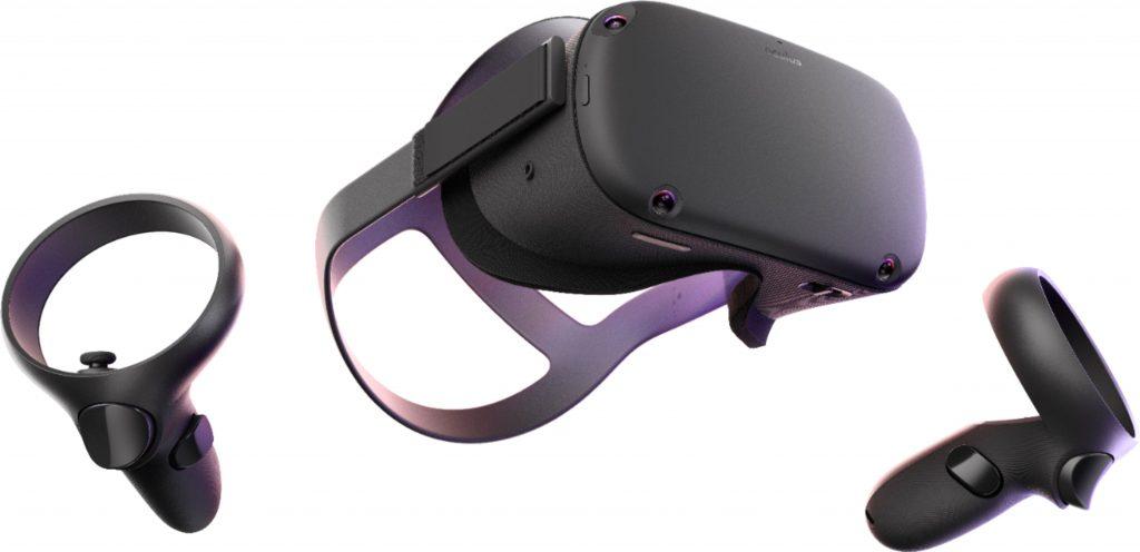 أوكولوس تطوّر نسخة أصغر وأخف من خوذة الواقع الافتراضي المستقلة Quest VR