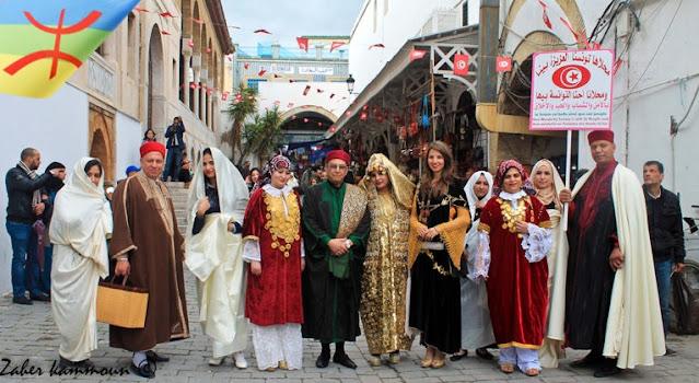اللباس  التقليدي التونسي