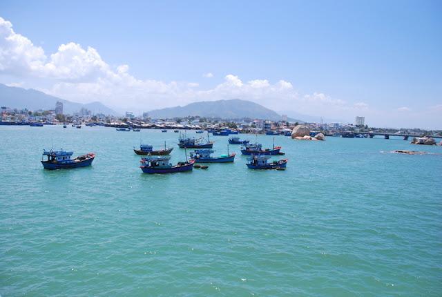 Nha Trang Beach, Khanh Hoa - May 2012