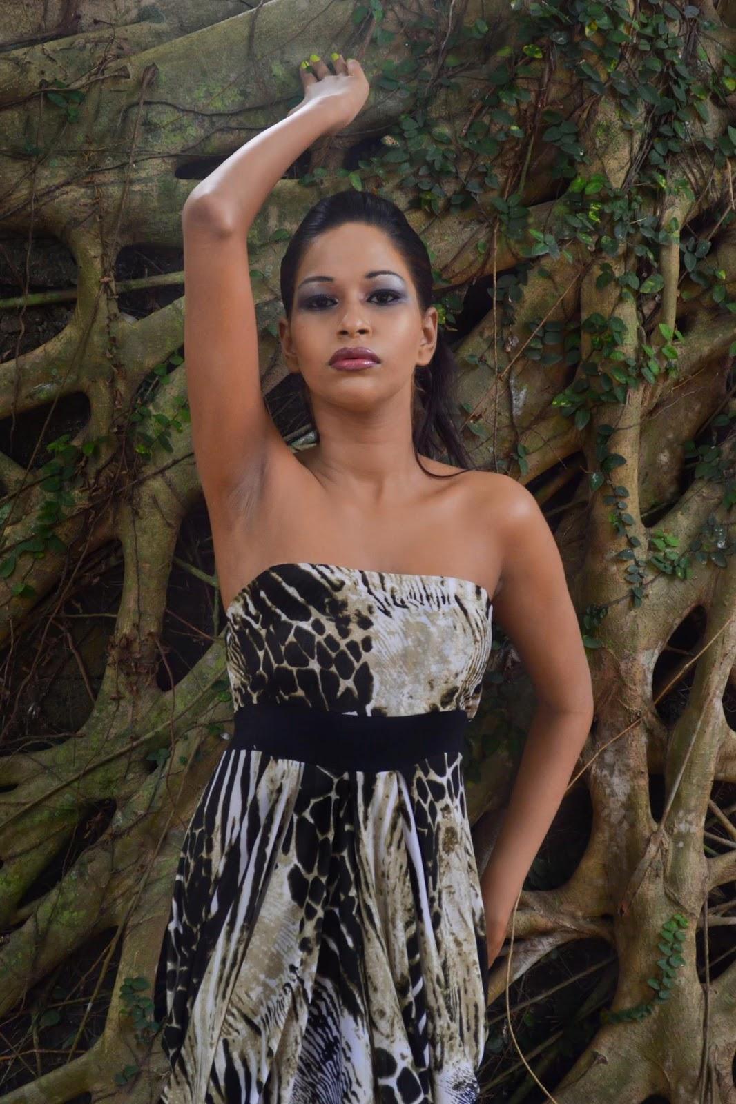 Jayani Samarakkody Hot Photos   Cultural nude girl