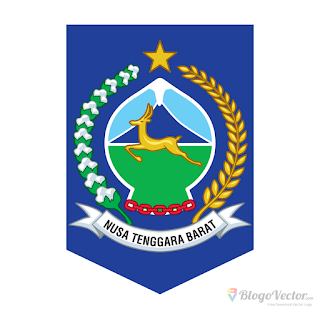 Provinsi NTB Logo vector (.cdr)