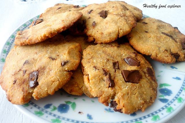 Zdrowe ciasteczka